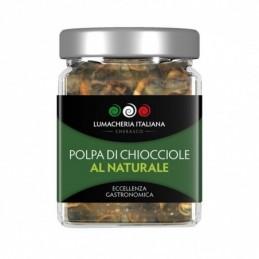 POLPA CHIOCCIOLE NATURALE 280g