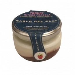 YOGURT INTERO FRAGOLA 140g